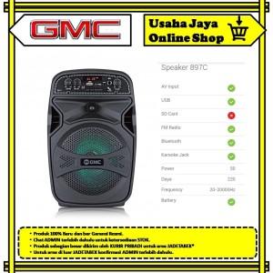 Harga speaker portable gmc 897c speaker mini   HARGALOKA.COM
