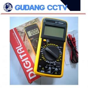Info Multimeter Digital Dt830b Avometer Multitester Multi Tester Katalog.or.id