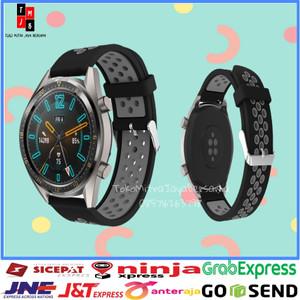 Harga sport strap silicon huawei honor magic watch 2 42 mm smartwatch     HARGALOKA.COM