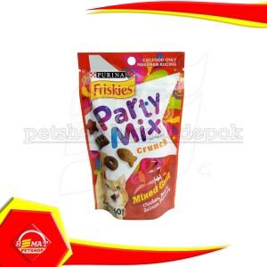 Katalog Snack Kucing Party Mix Friskies 60gr Cemilan Kucing Katalog.or.id