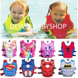 Harga baju jaket rompi ban pelampung renang berenang kado anak balita batita   c size | HARGALOKA.COM