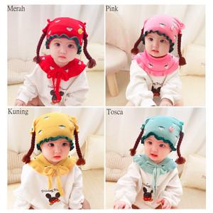 Harga topi anak motif   topi kupluk anak   topi bayi motif lucu dan imut   | HARGALOKA.COM