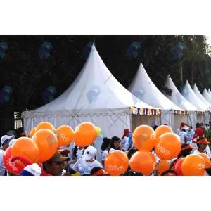 Harga paket tenda sarnafil sarnaville include branding   | HARGALOKA.COM
