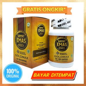 Harga gamat emas kapsul goldmax | HARGALOKA.COM