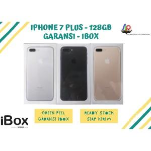 Harga iphone 7 plus 128gb garansi resmi tam ibox   emas 128 | HARGALOKA.COM