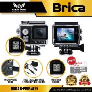 Harga brica b pro5 alpha edition mark iis 4k bonus 32gb ae2s brica b pro | HARGALOKA.COM