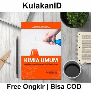 Harga buku kimia umum asam basa larutan penyangga dan hidrolis | HARGALOKA.COM