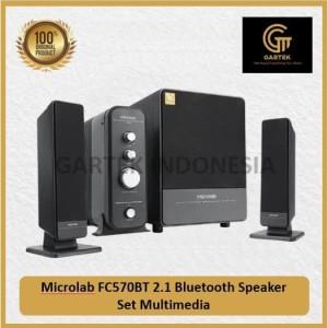 Harga microlab fc570bt 2 1 bluetooth speaker set | HARGALOKA.COM