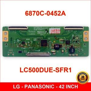Harga tcon tv led lg 42ln5100   42la6130   6870c 0452a   42   HARGALOKA.COM