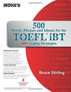 Harga 500 words phrases idioms for the toefl ibt plus typing strategies | HARGALOKA.COM