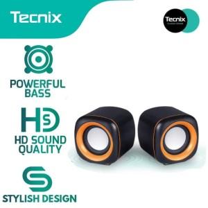 Harga speaker multimedia tecnix spk 188 speaker usb laptop   HARGALOKA.COM