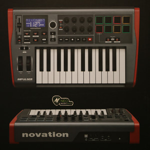 Harga novation impulse 25 25 keys usb midi controller | HARGALOKA.COM