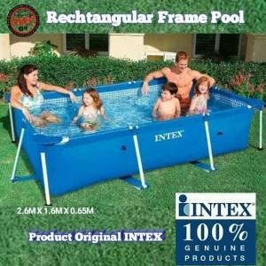 Harga kolam renang frame pool kolam renang keluarga swimming | HARGALOKA.COM