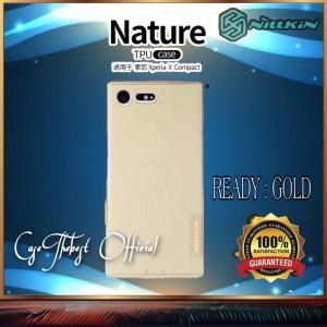 Harga sony xperia x compact nillkin nature original soft case clear | HARGALOKA.COM