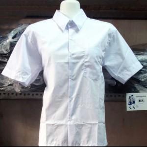 Harga seragam sekolah baju polos sd smp sma lengan pendek   6 7 | HARGALOKA.COM