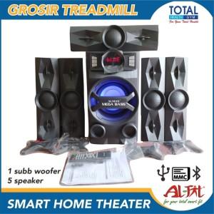 Harga speaker active aktif home theater mini multimedia bluetooth murah | HARGALOKA.COM