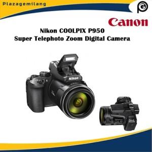 Harga nikon coolpix p950   super telephoto zoom digital | HARGALOKA.COM