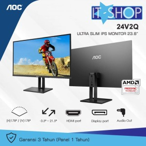 Harga aoc monitor 24 inch | HARGALOKA.COM