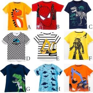 Harga baju kaos atasan anak laki laki kaos anak grosir | HARGALOKA.COM