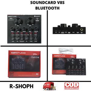 Harga taffware mixer sound card external v8s with | HARGALOKA.COM