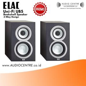 Harga elac uni fi ub5 bookshelf speaker audiocenter | HARGALOKA.COM