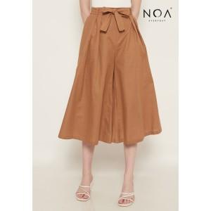 Harga celana kulot noaeveryday mayumi   mocca | HARGALOKA.COM