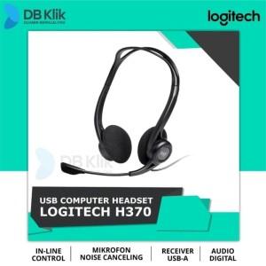Harga headset usb logitech | HARGALOKA.COM