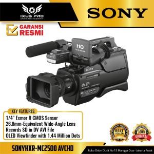 Harga handycam sonyhxr mc2500 avchd camcorder sony hxr mc | HARGALOKA.COM