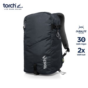 Harga torch tas ransel light travel backpack atami 30l rock | HARGALOKA.COM