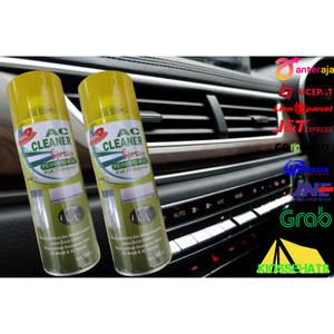 Harga zone ac cleaner 400ml pembersih ac mobil dan | HARGALOKA.COM