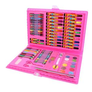 Harga stationery 1set pensil crayon cat air perlengkapan sekolah menggambar   | HARGALOKA.COM