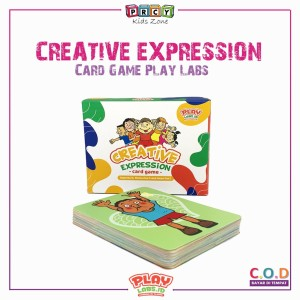 Harga mainan edukasi anak play labs creative expression playlabs | HARGALOKA.COM
