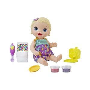 Harga baby alive boneka bayi snacking lily blonde | HARGALOKA.COM