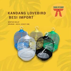 Harga sangkar kandang rumah burung pleci murai lovebird   besi | HARGALOKA.COM