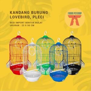 Harga sangkar kandang rumah burung pleci murai lovebird a303d   besi | HARGALOKA.COM