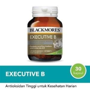Harga blackmores executive b suplemen kesehatan 30 | HARGALOKA.COM