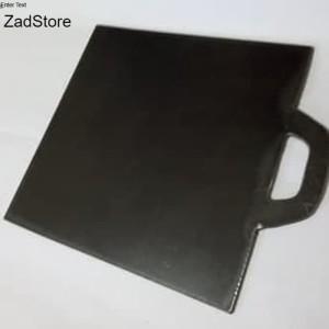 Harga wajan plat besi baja 35x35 untuk roti kebab sosis | HARGALOKA.COM