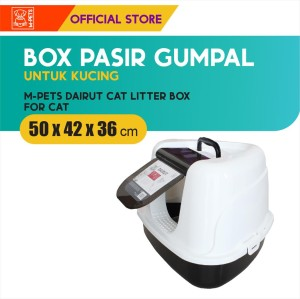Info Tempat Pup Pipis Cat Litter Box Catidea Cl212 50x35x28cm Katalog.or.id