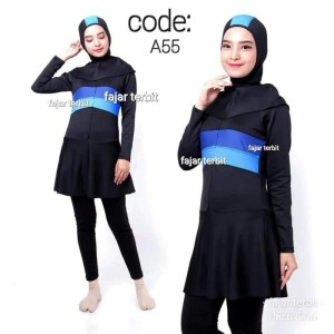 Harga baju renang wanita muslim dewasa baju renang perempuan muslimah dewasa   | HARGALOKA.COM