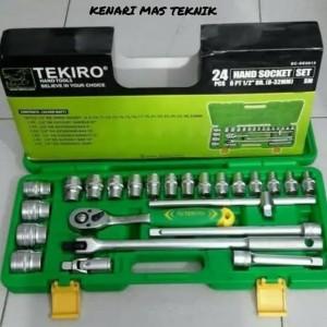 Harga kunci sok set tekiro 8 32 box plastik | HARGALOKA.COM