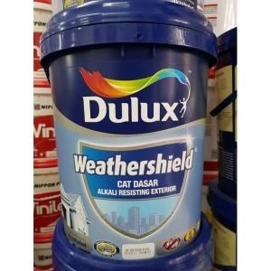 Harga cat dasar dulux weathershield 25 kg anti | HARGALOKA.COM