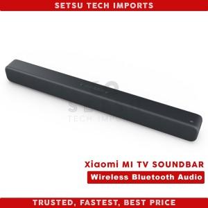 Harga xiaomi mi tv soundbar wired amp wireless bluetooth audio with 8 speakers   | HARGALOKA.COM