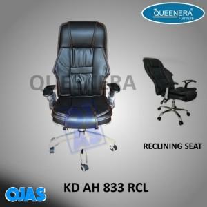 Harga kursi kantor direktur manager staff queenera kd ah 833   HARGALOKA.COM