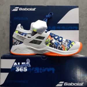 Harga sepatu tenis babolat propulse rage white rabbit   new | HARGALOKA.COM