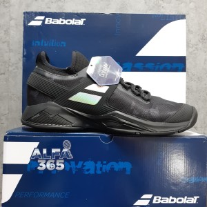 Harga sepatu tenis babolat propulse rage black   new | HARGALOKA.COM