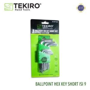 Harga Kunci L Nankai Ballpoint Pendek 9pcs Kunci L Ball Point Nankai 9 Pcs Katalog.or.id