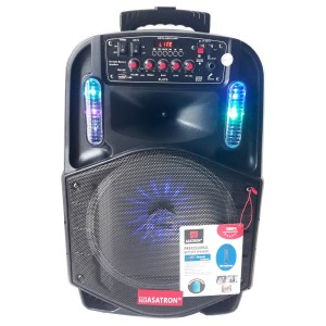 Harga speaker portable amplifier wireless meeting asatron pluto ht 8880 | HARGALOKA.COM