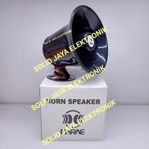 Harga speaker horn corong horn speaker vokal 12w 8 ohm bulat narae   HARGALOKA.COM