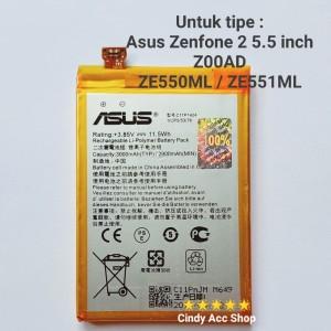 Harga baterai original asus zenfone 2 5 5 inch z00ad ze550ml   HARGALOKA.COM