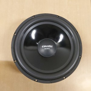 Harga subwoofer coustic ca 125 12 34 double coil high quality arya one | HARGALOKA.COM